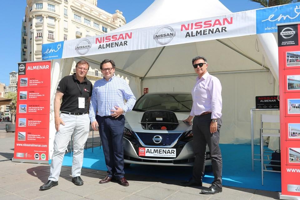 Nissan Almenar apuesta por la movilidad sostenible